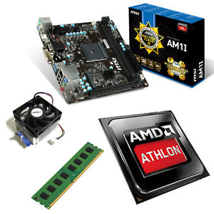AMD Athlon 5350 4 Core 2 GHz