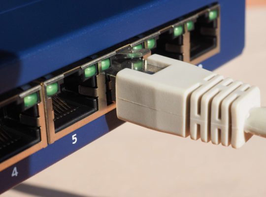 modem router switch